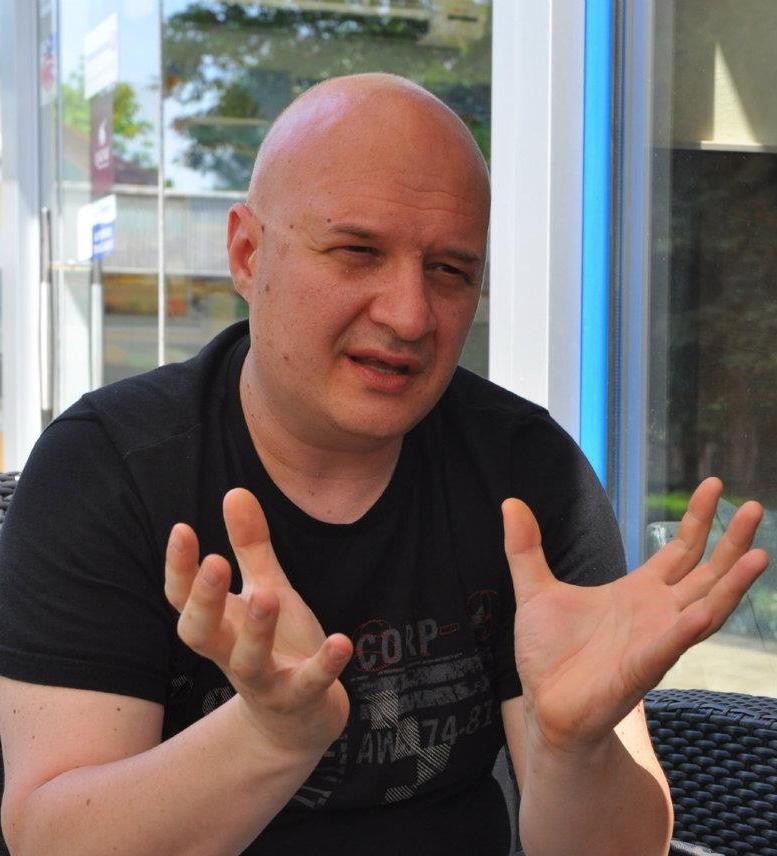 Веселин Пантев - управител на Артлайн ЕООД