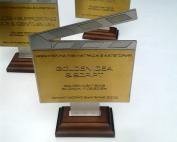 Метална статуетка - Клапа