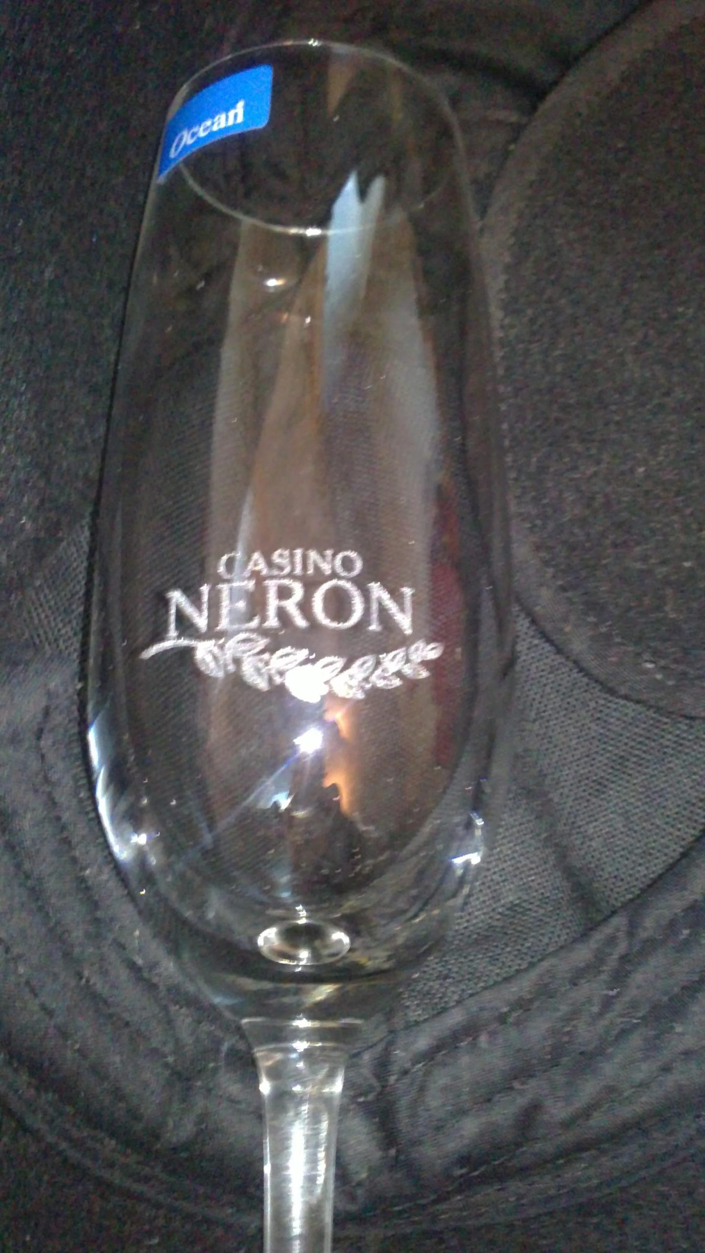 Лазерно гравирана чаша