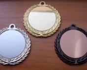 Комплект спортни медали