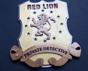 Опознавателен знак - Private Detective