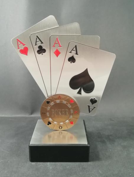 Покер статуетка